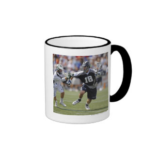 ANNAPOLIS,MD - AUGUST 22:  Ben Hunt #18 Ringer Coffee Mug
