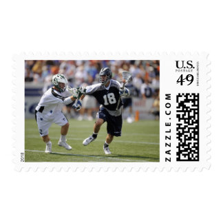 ANNAPOLIS,MD - AUGUST 22:  Ben Hunt #18 Postage Stamp