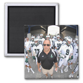 ANNAPOLIS,MD - AUGUST 22:  Head coach Jim Mule Magnet