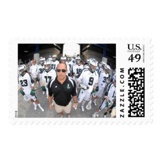 ANNAPOLIS,MD - AUGUST 22:  Head coach Jim Mule Postage