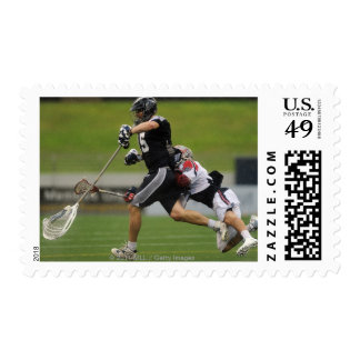 ANNAPOLIS, MD - AUGUST 27: Chris Garrity #15 2 Postage