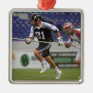 ANNAPOLIS, MD - AUGUST 27: Kyle Hartzell #81 Metal Ornament