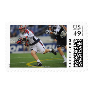 ANNAPOLIS, MD - AUGUST 27: Max Quinzani #88 2 Postage Stamp