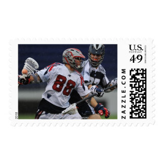 ANNAPOLIS, MD - AUGUST 27: Max Quinzani #88 4 Stamp