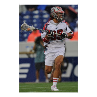 ANNAPOLIS, MD - AUGUST 27: Paul Rabil #99 3 Poster