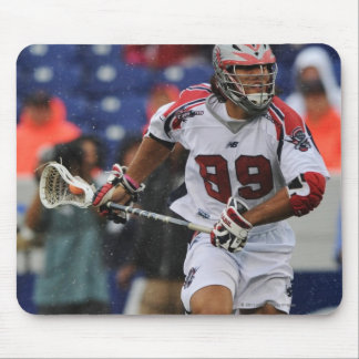 ANNAPOLIS, MD - AUGUST 27: Paul Rabil #99 6 Mouse Pad