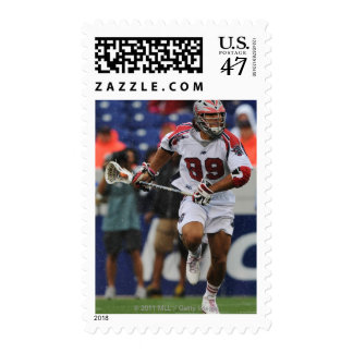 ANNAPOLIS, MD - AUGUST 27: Paul Rabil #99 6 Postage