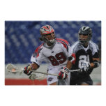 ANNAPOLIS, MD - AUGUST 27: Paul Rabil #99 Poster