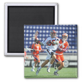 ANNAPOLIS, MD - AUGUST 28:  Jon Hayes #32 2 Inch Square Magnet