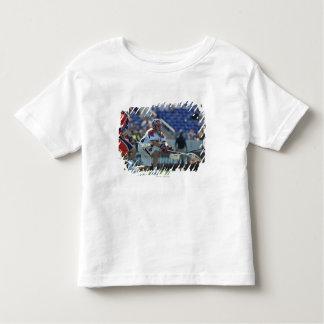 ANNAPOLIS, MD - AUGUST 28:  Jordan Burke #5 2 Toddler T-shirt