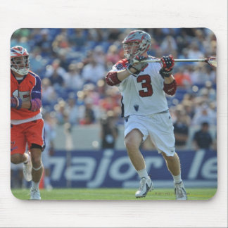 ANNAPOLIS, MD - AUGUST 28:  Pat Heim #3 Mouse Pad