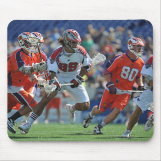 ANNAPOLIS, MD - AUGUST 28:  Paul Rabil #99 2 Mouse Pad