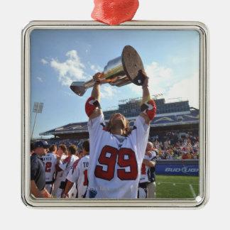 ANNAPOLIS, MD - AUGUST 28:  Paul Rabil #99 3 Metal Ornament