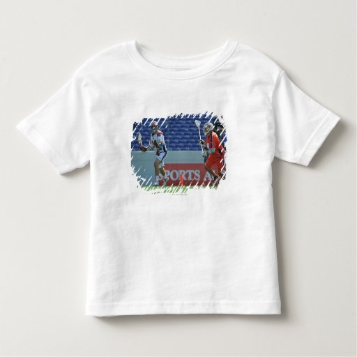 ANNAPOLIS, MD - AUGUST 28:  Ryan Boyle #14 3 Toddler T-shirt