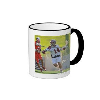 ANNAPOLIS, MD - AUGUST 28:  Ryan Boyle #14 Ringer Coffee Mug