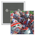 ANNAPOLIS, MD - AUGUST 28:  The Boston Cannons 2 Inch Square Button