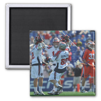 ANNAPOLIS, MD - AUGUST 28:  The Boston Cannons 4 Magnet
