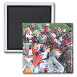 ANNAPOLIS, MD - AUGUST 28:  The Boston Cannons 5 Magnet