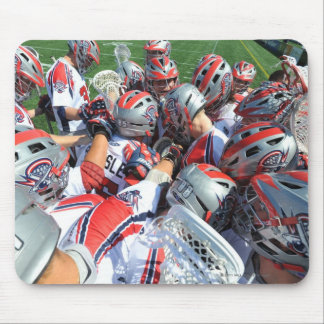 ANNAPOLIS, MD - AUGUST 28:  The Boston Cannons 5 Mouse Pad
