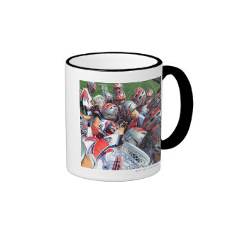 ANNAPOLIS, MD - AUGUST 28:  The Boston Cannons 5 Ringer Coffee Mug