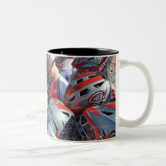 ANNAPOLIS, MD - AUGUST 28:  The Boston Cannons 5 Two-Tone Coffee Mug