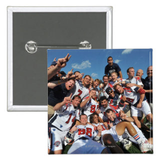 ANNAPOLIS, MD - AUGUST 28:  The Boston Cannons 6 Button