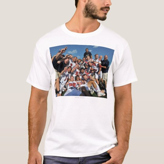ANNAPOLIS, MD - AUGUST 28:  The Boston Cannons 6 T-Shirt