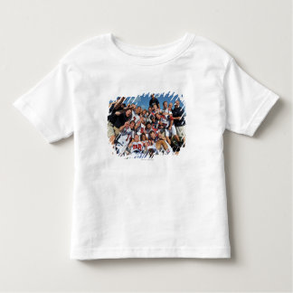 ANNAPOLIS, MD - AUGUST 28:  The Boston Cannons 6 Toddler T-shirt