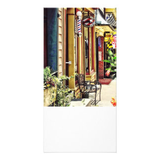 Annapolis MD - Barbershop And Reiki Studio Card