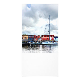 Annapolis Md - City Dock Card