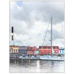 Annapolis Md - City Dock Dry-Erase Board