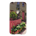 Annapolis MD - Clock by One State Circle Case For Galaxy S5