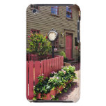 Annapolis MD - Clock by One State Circle iPod Touch Case