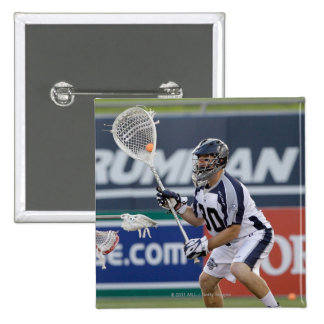 ANNAPOLIS, MD - JULY 02: Goalie Brian Phipps #30 Button