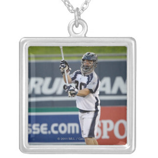 ANNAPOLIS, MD - JULY 02:  Goalie Brian Phipps Personalized Necklace