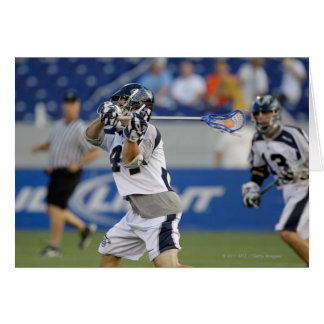 ANNAPOLIS, MD - JULY 02: Steven Brooks #44 Card