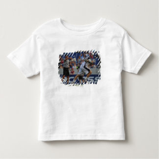 ANNAPOLIS, MD - JULY 23:  Alex Smith #5 3 Toddler T-shirt