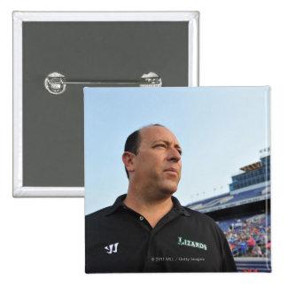 ANNAPOLIS, MD - JULY 23:  Head coach Jim Mule Button