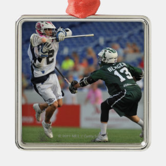 ANNAPOLIS, MD - JULY 23:  Justin Smith #2 7 Metal Ornament