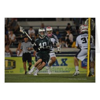 ANNAPOLIS, MD - JULY 23:  Matt Danowski #40 3 Card