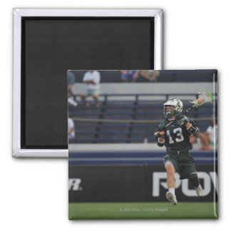 ANNAPOLIS, MD - JULY 23:  Stephen Berger #13 2 Inch Square Magnet