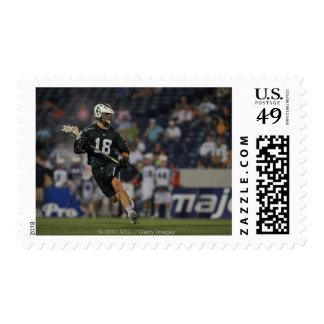ANNAPOLIS, MD - JULY 23:  Stephen Peyser #18 Stamp