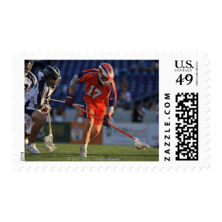 ANNAPOLIS, MD - JULY 30:  Brodie Merrill #17 Postage