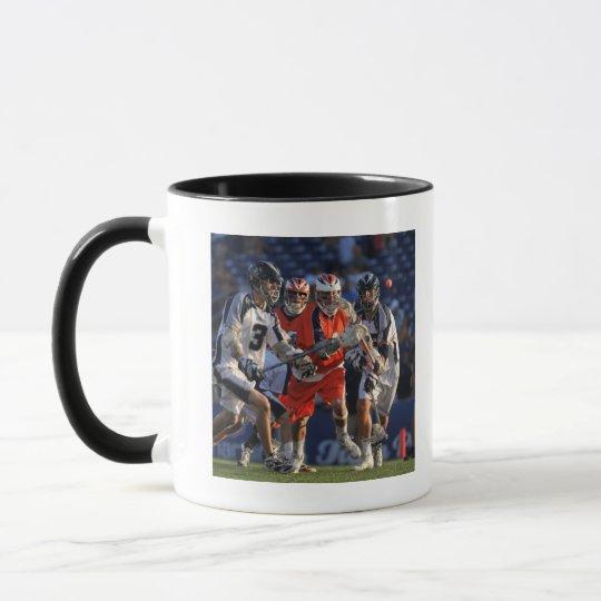 ANNAPOLIS, MD - JULY 30:  Geoff Snyder #4 Mug