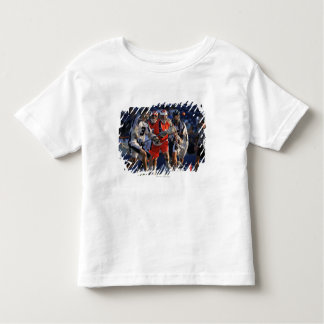 ANNAPOLIS, MD - JULY 30:  Geoff Snyder #4 Toddler T-shirt