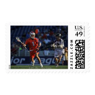 ANNAPOLIS, MD - JULY 30:  Joe Walters #1 8 Postage Stamp