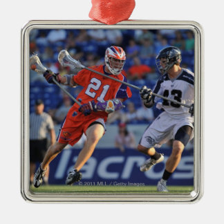 ANNAPOLIS, MD - JULY 30:  Kevin Crowley #21 4 Metal Ornament