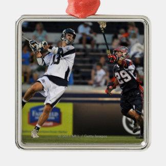 ANNAPOLIS, MD - JUNE 25:  Ben Hunt #18 2 Metal Ornament