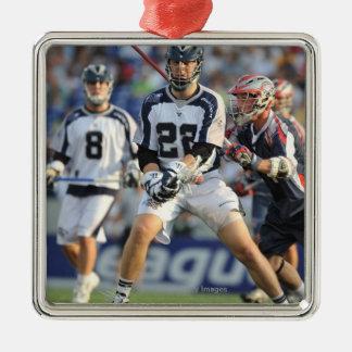 ANNAPOLIS, MD - JUNE 25:  Dan Hardy #22 6 Metal Ornament