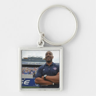 ANNAPOLIS, MD - JUNE 25:  Head coach Billy Day Keychain